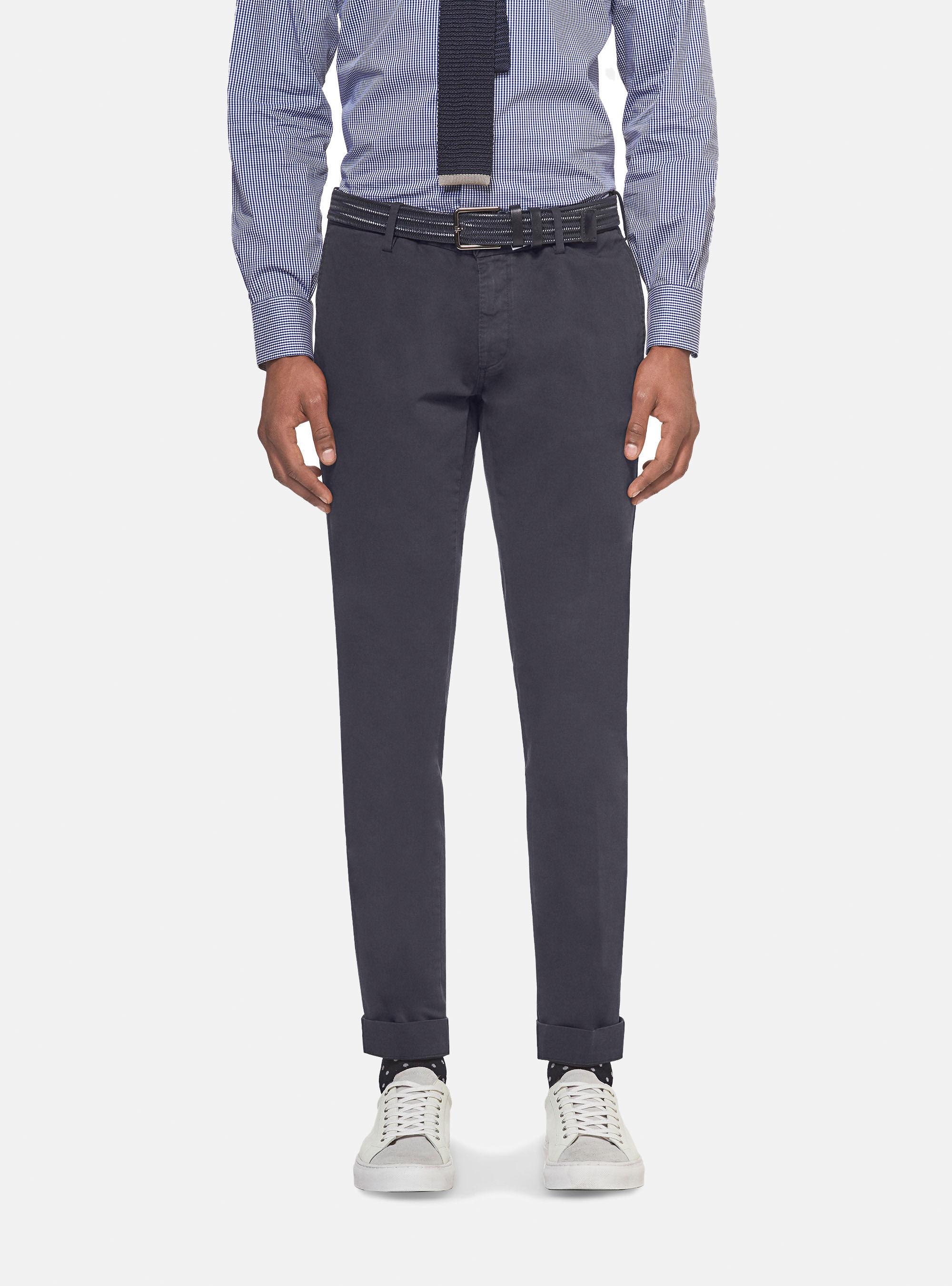 Pantaloni Uomo Regular Fit a Jeans da uomo   Acquisti Online
